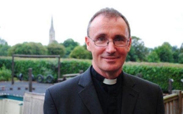 The Bishop of Grantham, the Rt Rev Nicholas Chamberlain