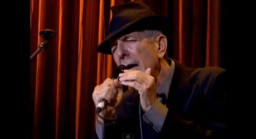 Anthem - Leonard Cohen
