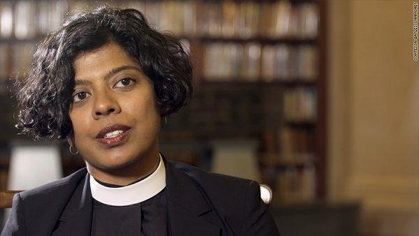 Reverend Winnie Varghese is an Episcopal priest in New York City.
